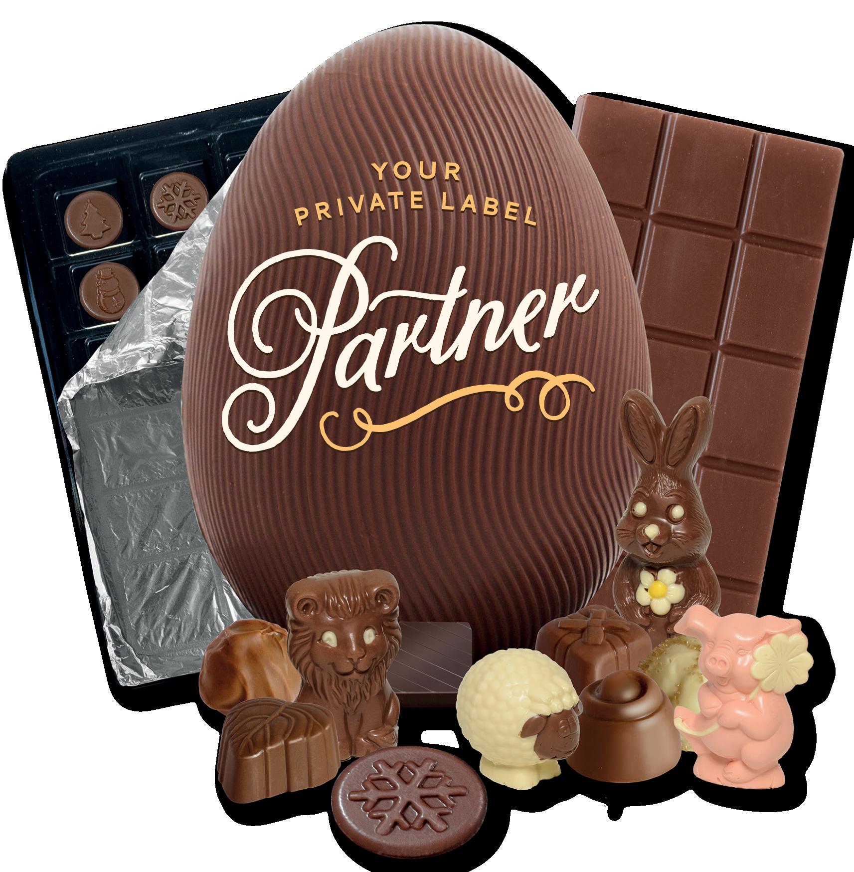 Hames Chocolates - Your Private Label Partner