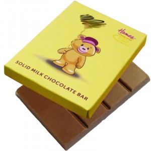 Alpha Bear Solid Milk Chocolate