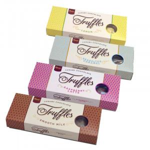 9 Chocolate Truffle Box