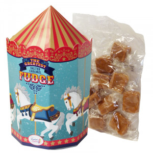 Say It With Fudge & Toffee