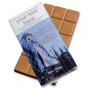 Heritage & Souvenir Chocolate Bars