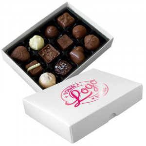 Branded Chocolate Boxes