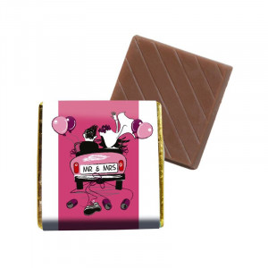Chocolate Neapolitan Party Favours