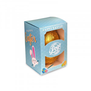 Chocolate 50g Easter Eggs In Personalised Presentation Boxes