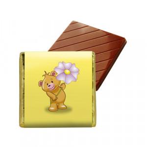 Alpha Bear Chocolate Neapolitan