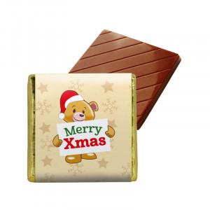 Alpha Bear Xmas Chocolate Neapolitan