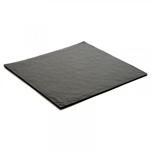 Black 36 Choc Cushion Pad fits Square Wibalin Box - 233mm x 218mm