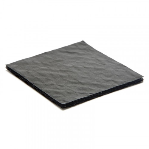 Luxurious 4 Choc Confectionery Packaging Insert Pad in Black (5-ply Pad)