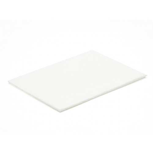 White 6 Choc Cushion Pad - 112mm x 82mm
