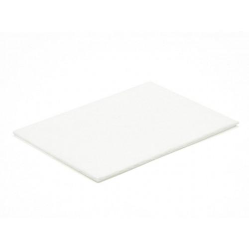 White 6 Choc Cushion Pad - 112mm x 82mm