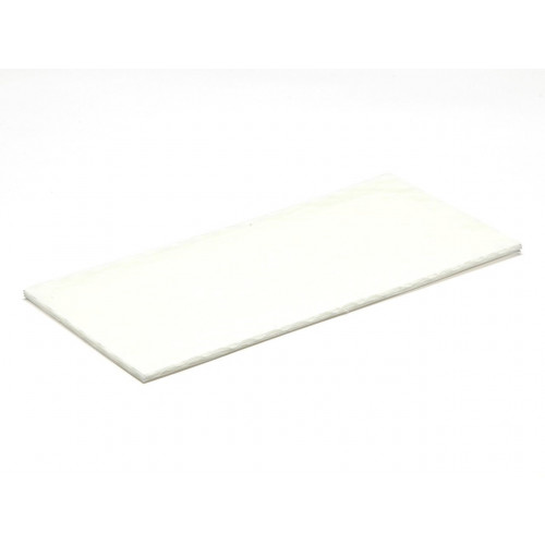 White 8 Choc Cushion Pad - 159mm x 78mm
