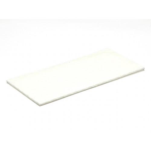 White 8 Choc Cushion Pad - 159mm x 78mm