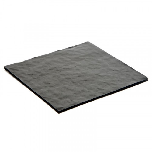 Black 9 Choc Cushion Pad (3 x 3 config) fits Square Wibalin Box 120mm x 112mm