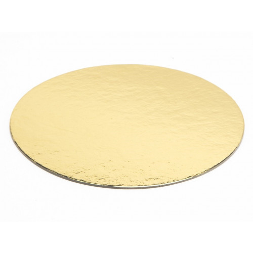 Round 160mm Diameter Patisserie Cake Board Base Card