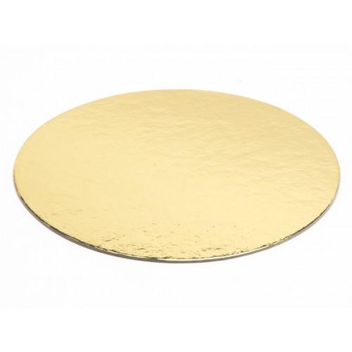 Round 210mm Diameter Patisserie Cake Board Base Card