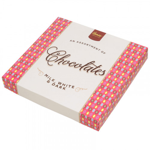 Hames - Luxury 12 Chocolate Assortment 150g  x Outer of 10