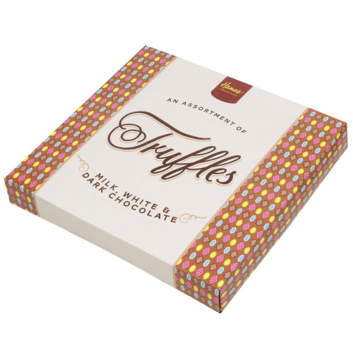Hames - Luxury 12 Truffle Assortment 150g  x Outer of 10