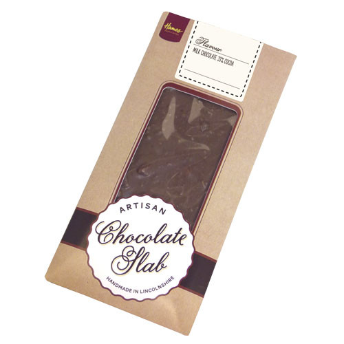 Artisan - 33% Cocoa Milk Chocolate Bar