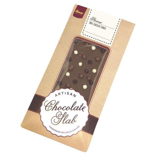 Artisan - Triple Chocolate Crunch Bar