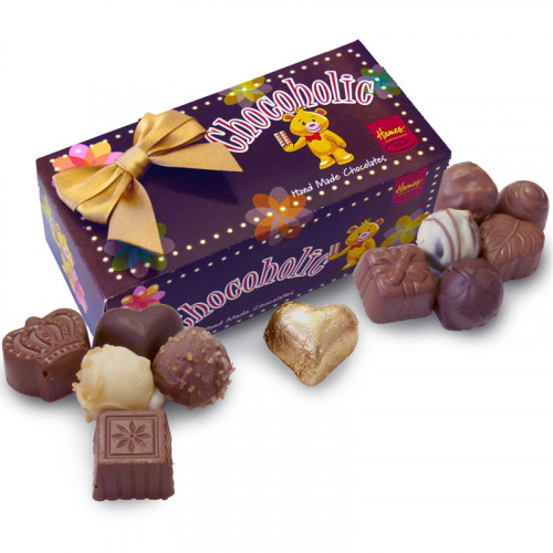 Sentiments Chocolate & Truffles Assortment Ballotin - Chocoholic
