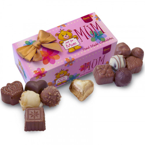 Sentiments Chocolate & Truffles Assortment Ballotin - Mum