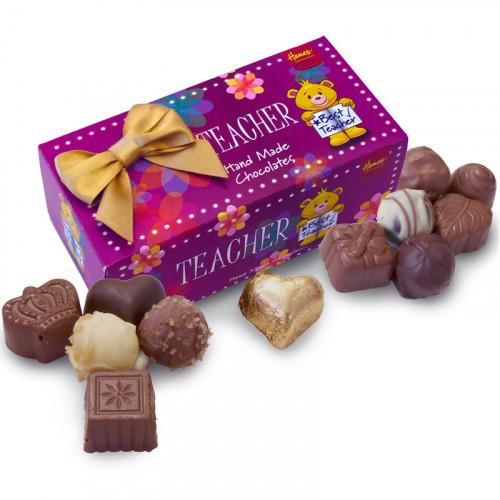 Sentiments Chocolate & Truffles Assortment Ballotin - Teacher