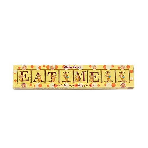 Alpha Bear Chocolate Neapolitans with Sleeve - Eat Me x Outer of 9