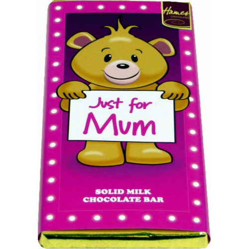 Sentiment - Personal 80g Milk Chocolate Bar - Mum x Outer of 6