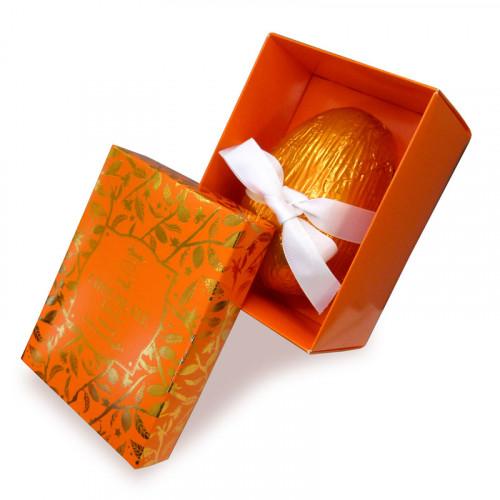 Hames Bronze Range - Luxury Milk Chocolate Egg Containing Blood Orange Truffles 240g