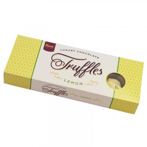 Luxury 9 Truffle - Lemon Truffles  x Outer of 12