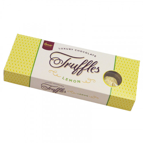 Luxury 9 Truffle - Lemon Truffles  x Outer of 12