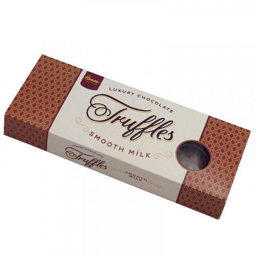 Luxury 9 Truffle - Milk Chocolate Truffles  x Outer of 12