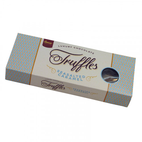 Luxury 9 Truffles - Sea Salted Caramel Truffles  x Outer of 12