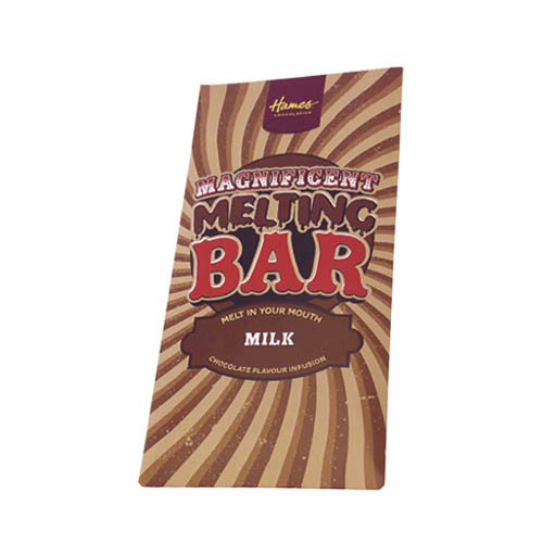 Magnificent Milk Melting Bar 80g x Outer of 12