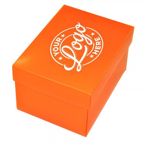 Promotional - Luxury Milk Chocolate Egg Containing Blood Orange Truffles 240g