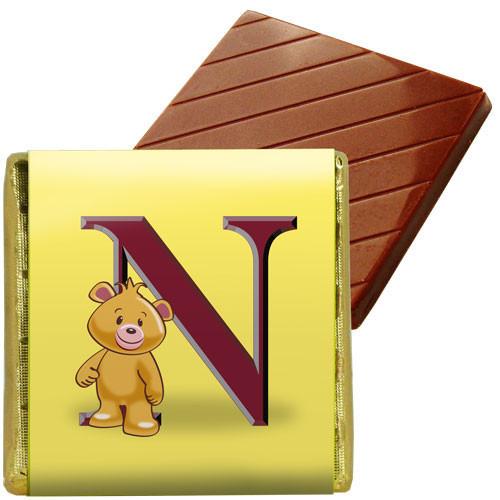 Box of 72 Alpha Bear Neapolitans + Sleeves - N