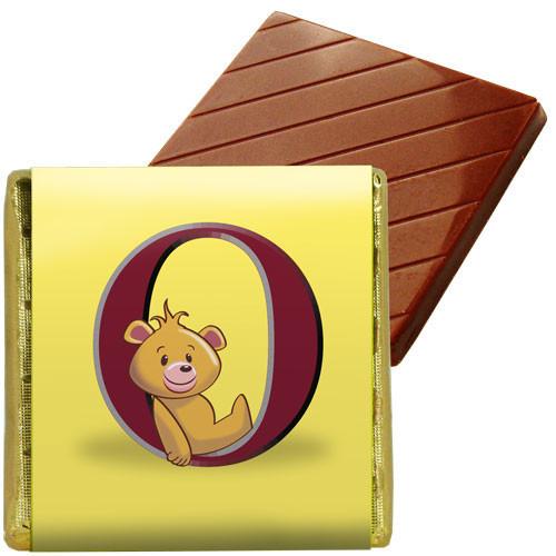 Box of 72 Alpha Bear Neapolitans + Sleeves - O