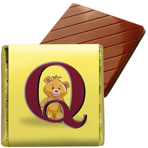 Box of 72 Alpha Bear Neapolitans + Sleeves - Q