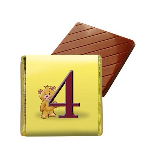 Box of 72 Alpha Bear Neapolitans + Sleeves - 4
