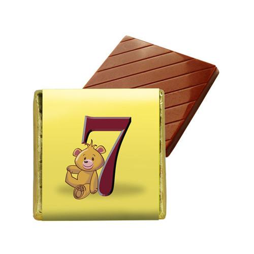 Box of 72 Alpha Bear Neapolitans + Sleeves - 7