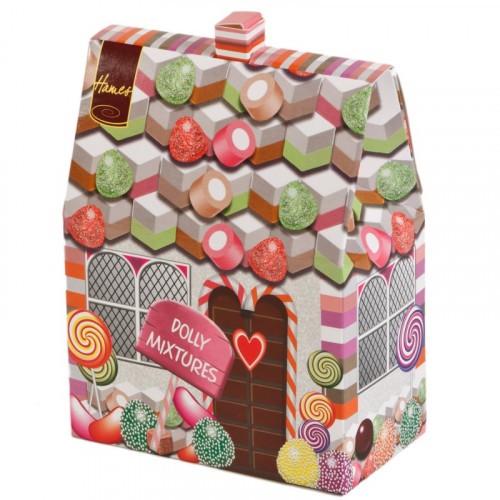 Yesteryears Sweet Street - Dolly Mixtures House x Outer of 12