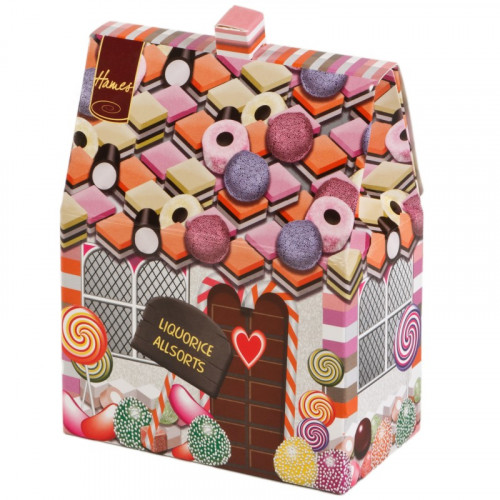 Yesteryears Sweet Street - Liquorice Allsorts House x Outer of 12