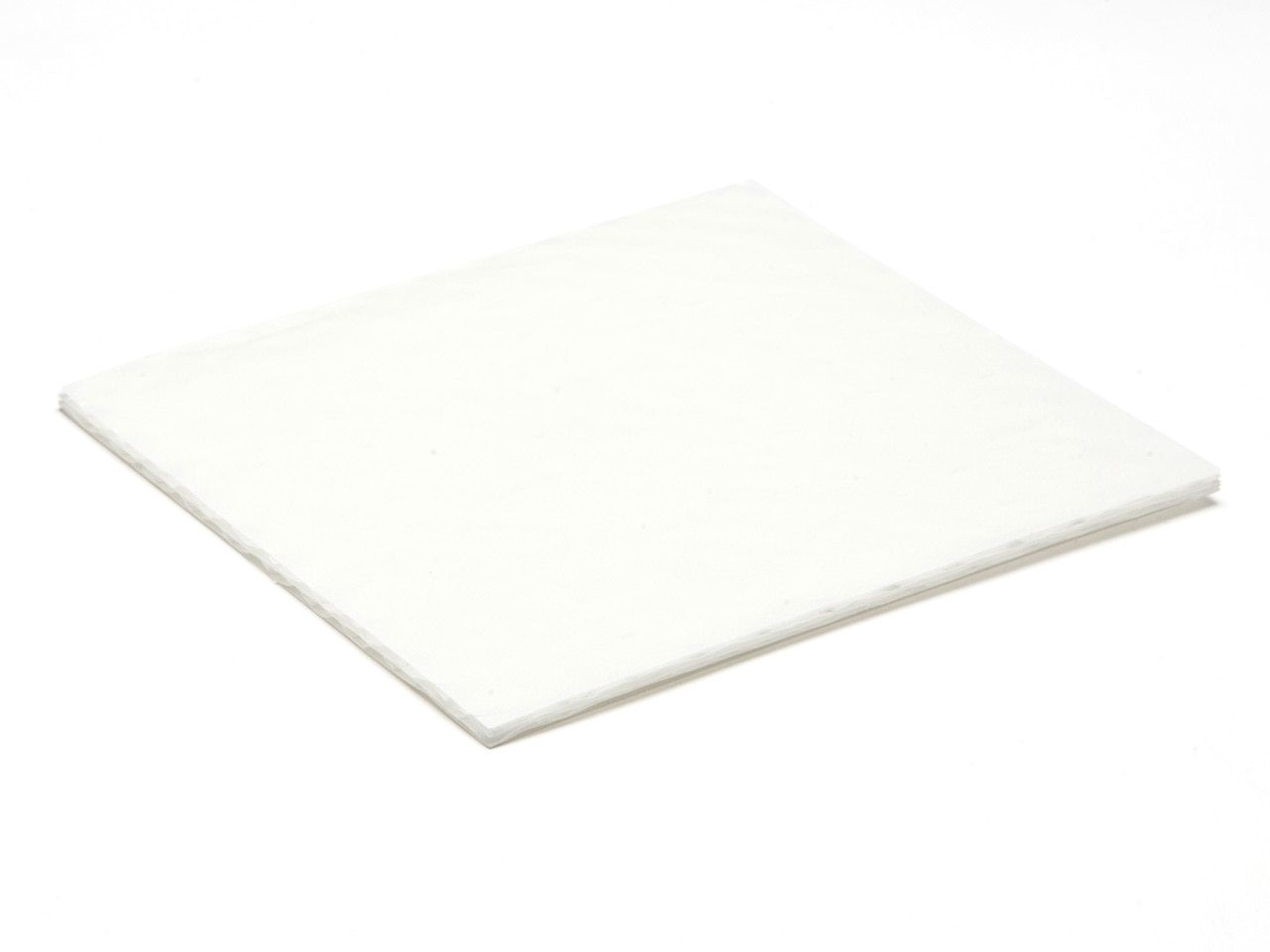 White cushion pad for 9 chocolate box - other sizes and colours available