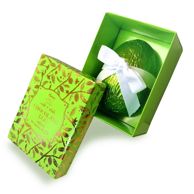 Hames Gin and Tonic Easter Egg in a beautiful presentation box and hand tied ribbon